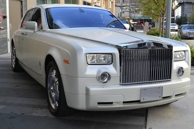 Rolls-Royce Luxury Car New - Free photo on Pixabay (268898)