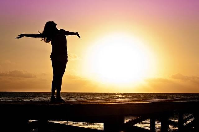 Woman Girl Freedom - Free photo on Pixabay (268916)