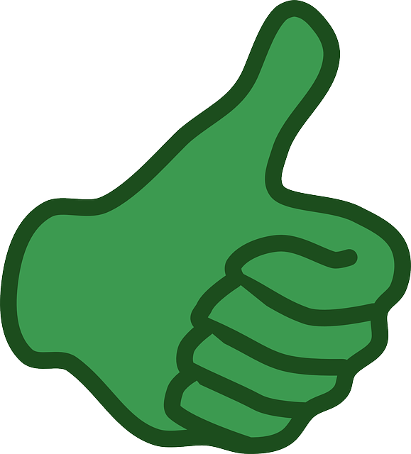 Hand Like Thumb - Free vector graphic on Pixabay (269620)