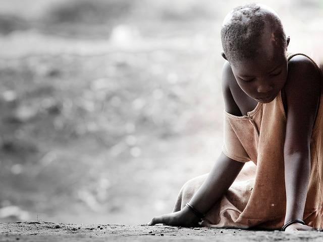 Sadness Africa Disease - Free photo on Pixabay (270279)