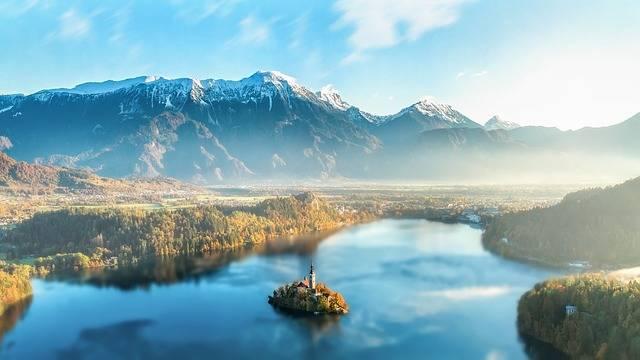 Bled Island Slovenia - Free photo on Pixabay (270684)