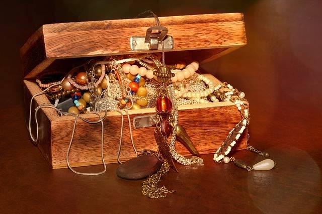 Treasure Chest Jewellery - Free photo on Pixabay (271611)