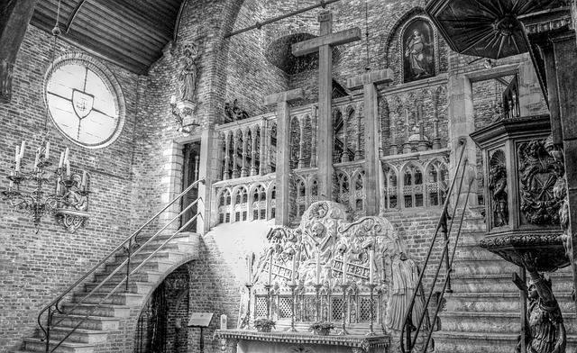 Jerusalem Church Skull Bruges - Free photo on Pixabay (271625)
