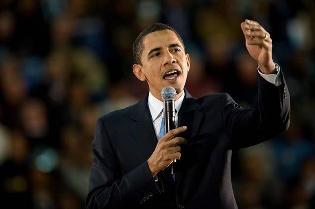 Obama Barack President - Free photo on Pixabay (272559)