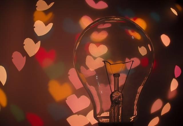 Bulb Light Dark - Free photo on Pixabay (273596)