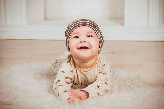 Babe Smile Newborn Small - Free photo on Pixabay (273974)