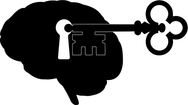Brain Key Psychology - Free vector graphic on Pixabay (274401)