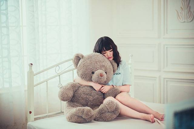 Girl Bedroom Bear - Free photo on Pixabay (275084)