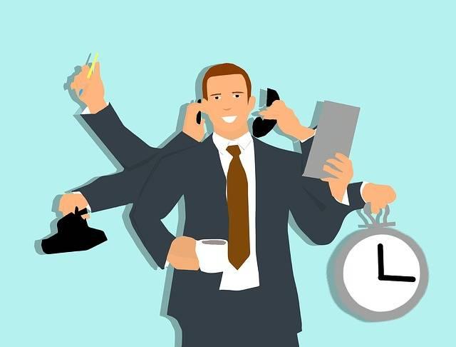 Multi-Tasking Efficiency Manager - Free image on Pixabay (276051)
