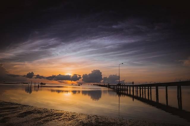 Ham Ninh Vietnam Jetty - Free photo on Pixabay (276069)