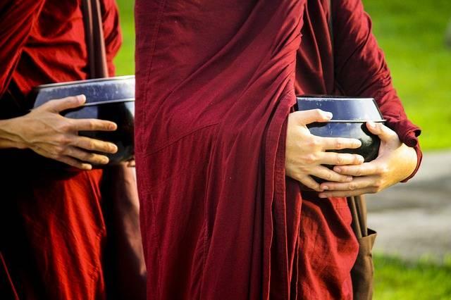 Theravada Monks Buddhist Religious - Free photo on Pixabay (276301)