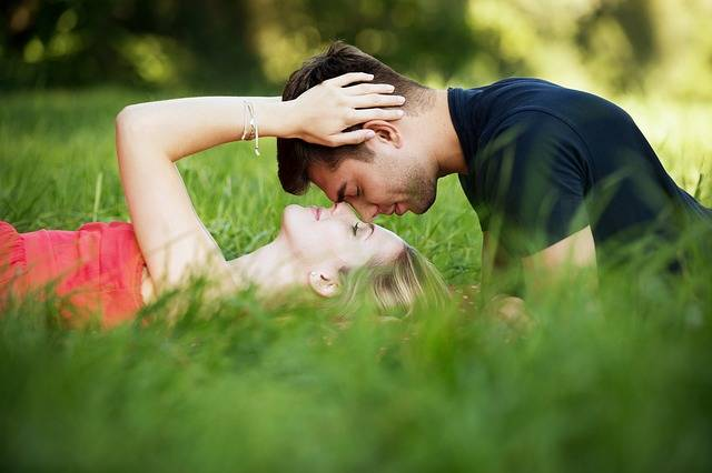 Romance Lovers Happy - Free photo on Pixabay (276542)