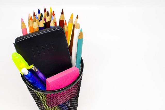 Back To School Supplies - Free photo on Pixabay (276805)