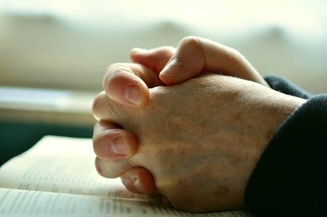 Pray Hands Praying - Free photo on Pixabay (276950)