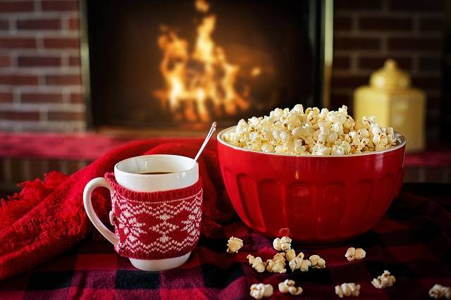Warm And Cozy Popcorn Coffee - Free photo on Pixabay (277023)