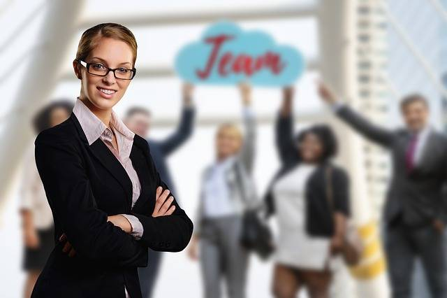 Team Businesswoman Business - Free photo on Pixabay (279610)