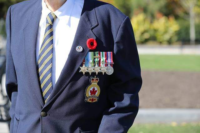 Remembrance Day In Canada Military - Free photo on Pixabay (280102)