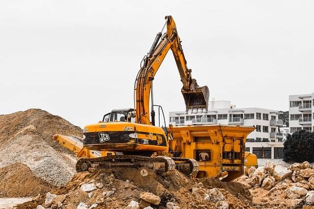 Construction Site Heavy Machines - Free photo on Pixabay (281328)