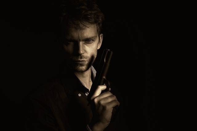 Man Gun Military - Free photo on Pixabay (281881)