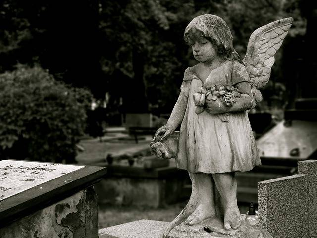 Angel Cemetery The Dead Tomb - Free photo on Pixabay (284641)
