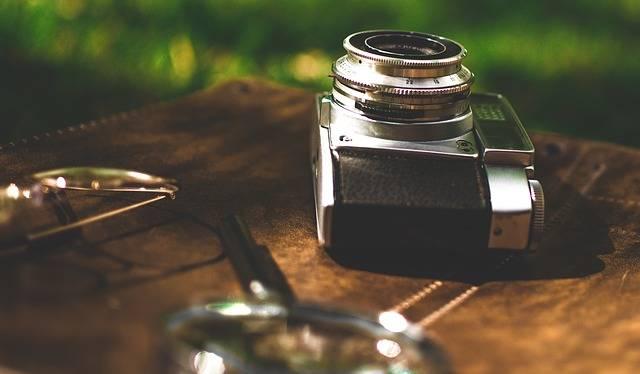 Camera Old Retro - Free photo on Pixabay (285130)