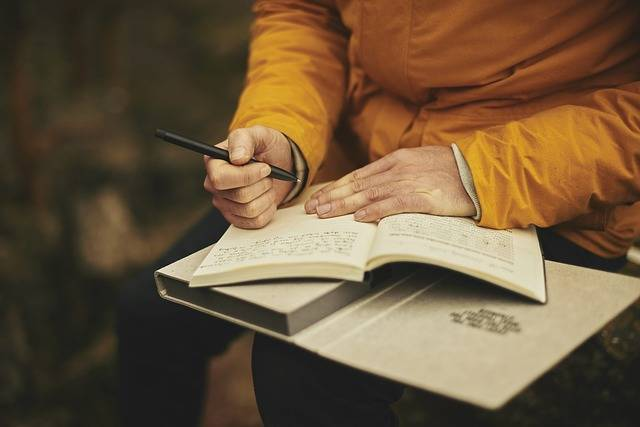 Adult Diary Journal - Free photo on Pixabay (287100)