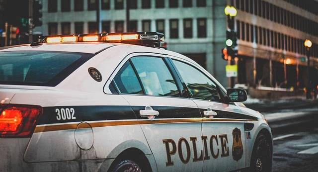 Squad Car Police Lights - Free photo on Pixabay (290122)