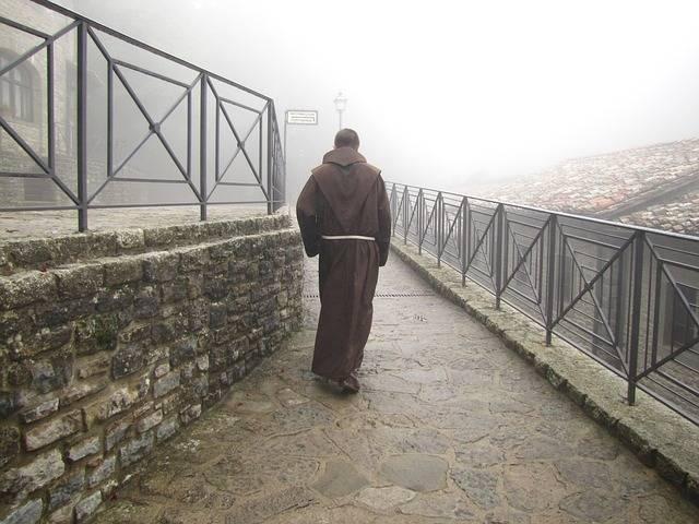 Franciscan Monk Verna - Free photo on Pixabay (294712)