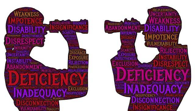 Insecurity Judgment Relationship - Free image on Pixabay (294716)