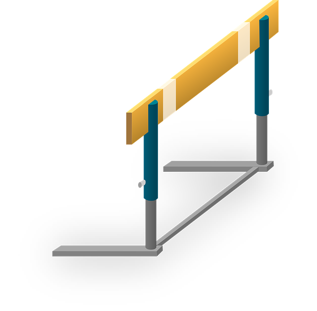 Hurdle Barrier Obstacle - Free vector graphic on Pixabay (295160)