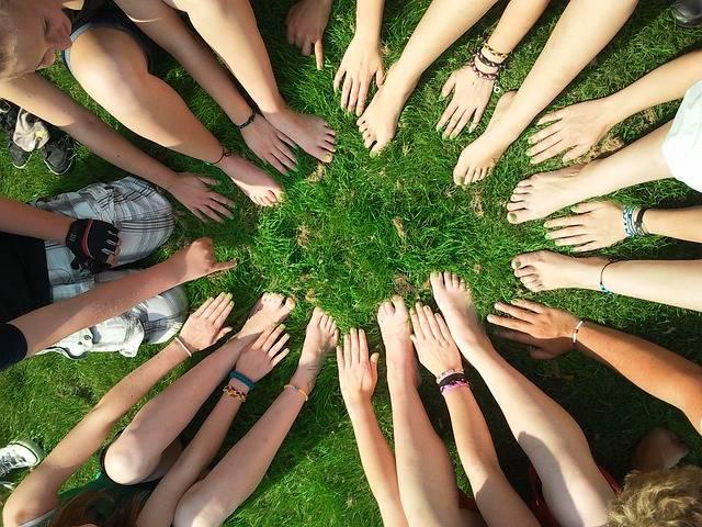 Team Motivation Teamwork - Free photo on Pixabay (295862)