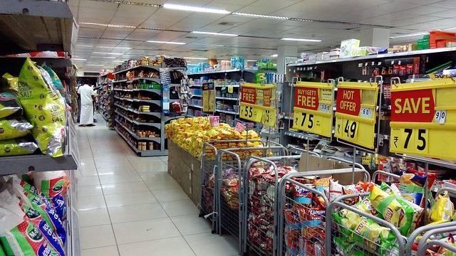 Supermarket Shopping Sales - Free photo on Pixabay (295998)