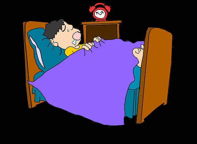 Sleeping Man Sleep Rest - Free image on Pixabay (296751)