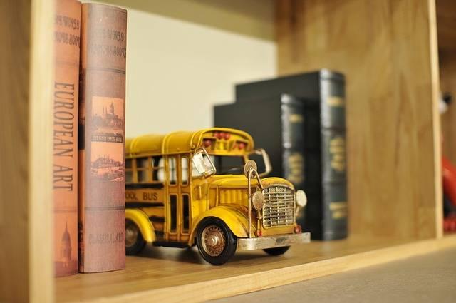 Toy Bus School - Free photo on Pixabay (297238)