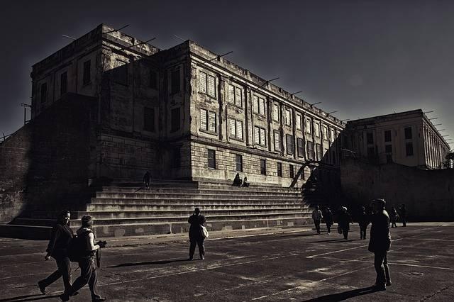 Alcatraz Prison San Francisco Cell - Free photo on Pixabay (297453)