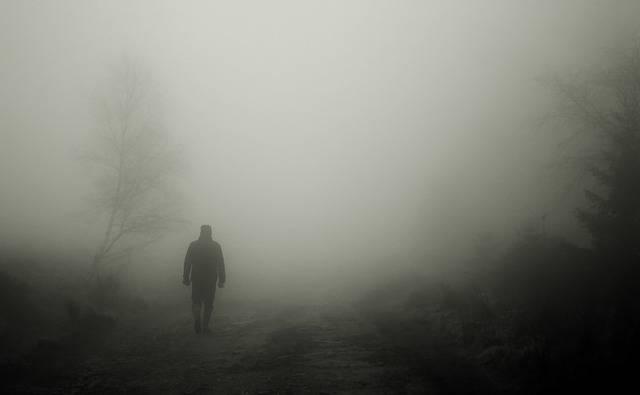 Walkers Autumn Fog - Free photo on Pixabay (297456)