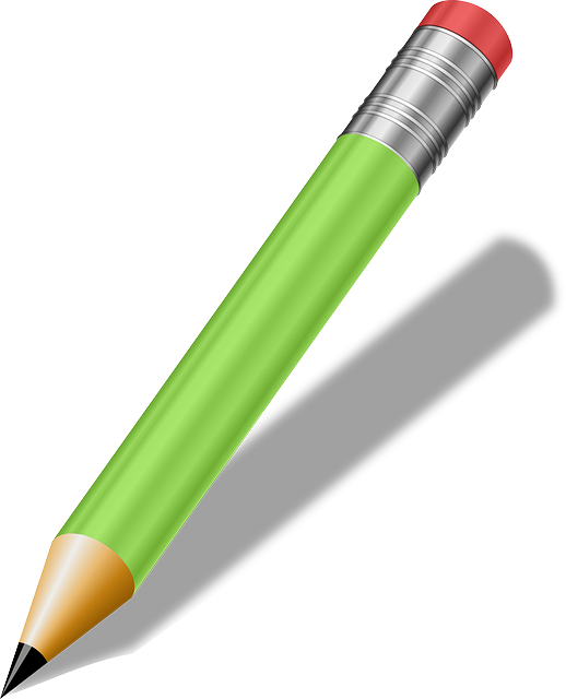 Pencil Green Writing Tools School - Free vector graphic on Pixabay (297962)