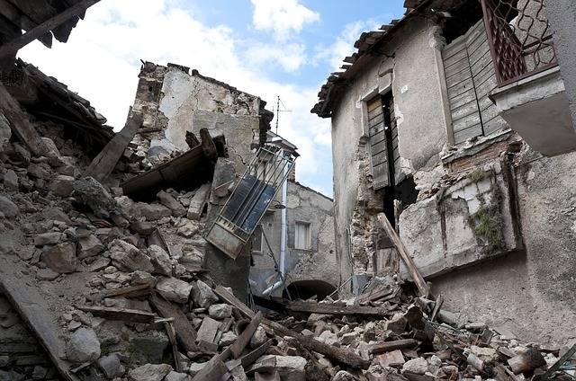 Earthquake Rubble L'Aquila - Free photo on Pixabay (297970)