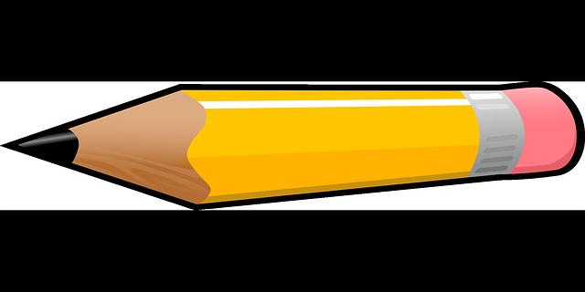 School Pencil Pen - Free vector graphic on Pixabay (297985)