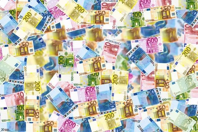 Bills Money Euro - Free photo on Pixabay (298292)