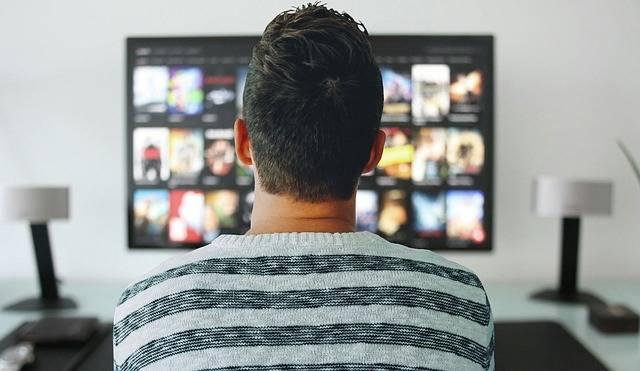 Tv Man Watching - Free photo on Pixabay (298552)