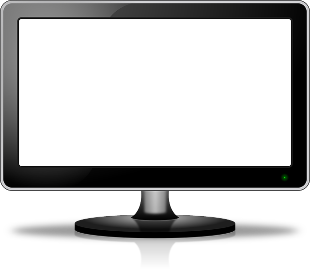 Monitor Tv Television Flat Panel - Free vector graphic on Pixabay (298616)