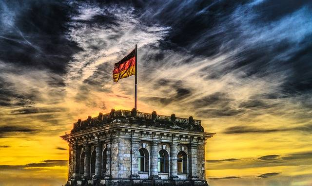 Bundestag German Flag Reichstag - Free photo on Pixabay (298845)