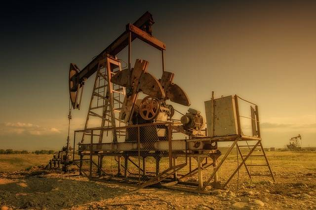 Oil Rig Industry - Free photo on Pixabay (299328)