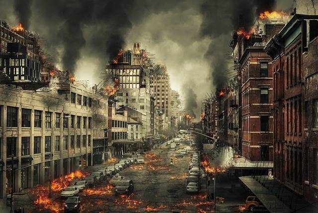 City Disaster End Of The World - Free photo on Pixabay (299374)