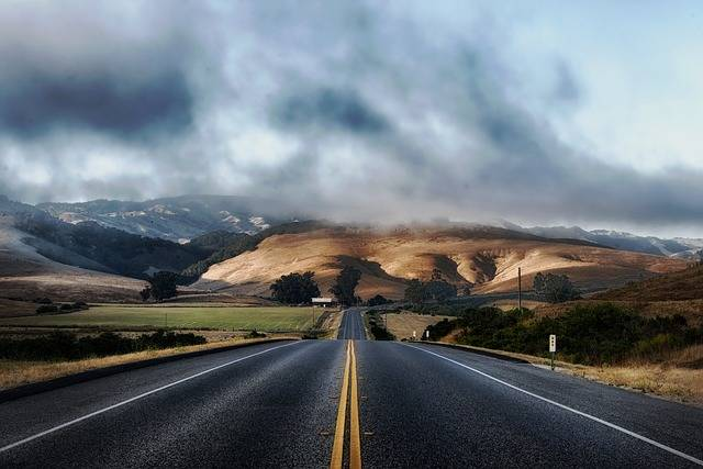 California Road Highway - Free photo on Pixabay (299575)