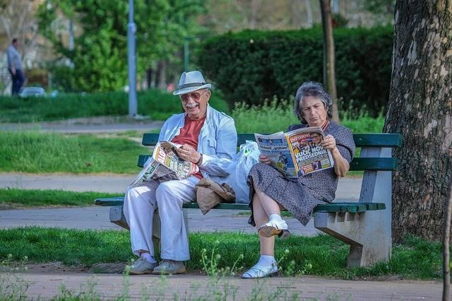 Grandparents Old Senior - Free photo on Pixabay (299767)