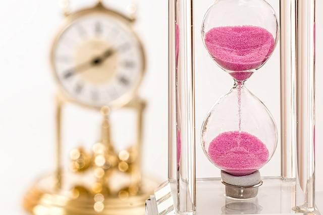 Hourglass Clock Time - Free photo on Pixabay (300099)