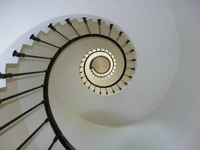 Staircase Snail Lighthouse - Free photo on Pixabay (300419)