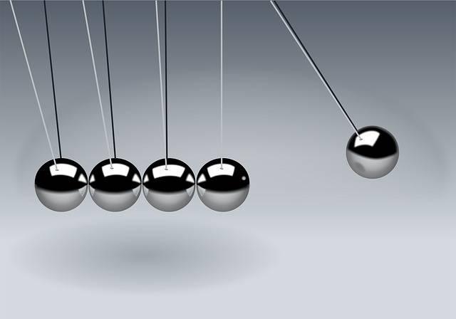 Newton'S Cradle Balls Sphere - Free photo on Pixabay (301291)